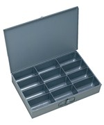 Metal Case - 12 Compartment