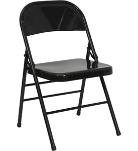 Metal Folding Banquet Chair Image