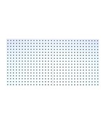 Metal Pegboard - 24 Inches x 24 Inches