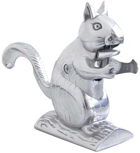 Metal Squirrel Nut Cracker Image