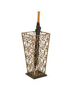 Metal Umbrella Stand by Passport Accent Furniture