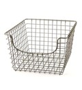 Metal Wire Basket - Nickel