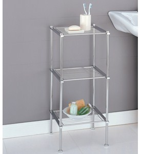 Three Tier Storage Shelf Image