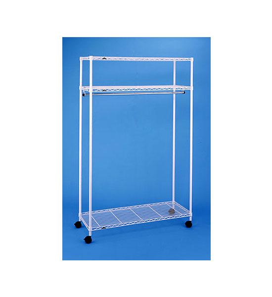 intermetro garment rack in intermetro shelving units. Black Bedroom Furniture Sets. Home Design Ideas
