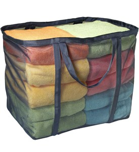 Micro Mesh Laundry Tote Image