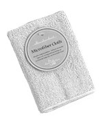Microfiber Dish Cloth - White