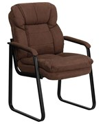 Microfiber Executive Side Chair