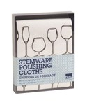 Microfiber Towels - For Stemware