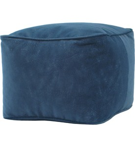 Microsuede Ottoman Image