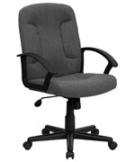 Mid-Back Fabric Task Chair