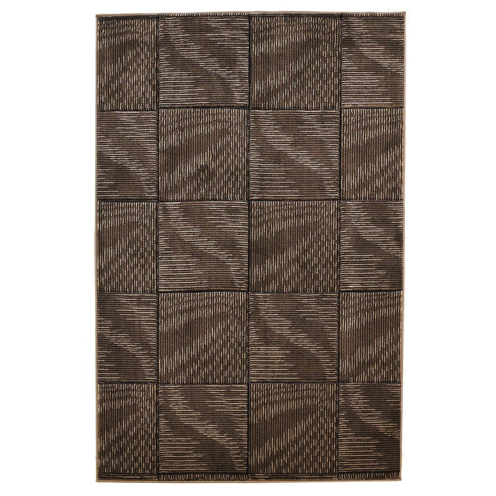 Milan Collection Mn2381 8x10 Area Rug By Linon In Accent Rugs