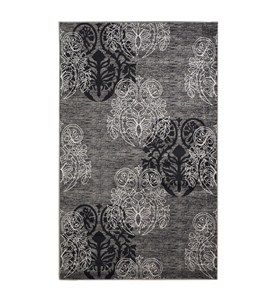 Milan Collection MN2858 5x7 Area Rug by Linon Image