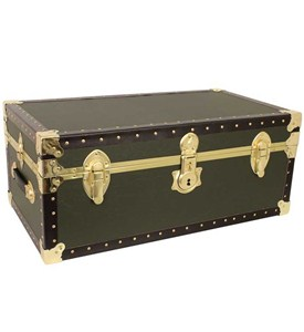 Military Green Storage Trunk Image