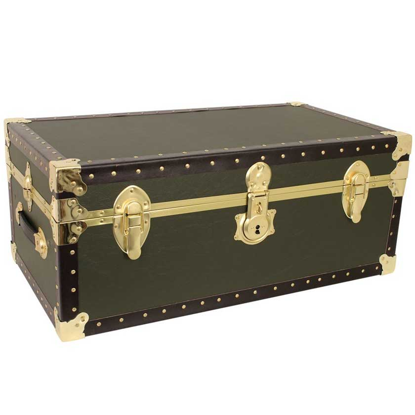Trailblazer Storage Trunk · Military Green Storage Trunk ...