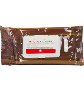 Mineral Oil Wipes Image