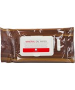 Mineral Oil Wipes