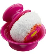 Mini Dish Scrubber and Holder