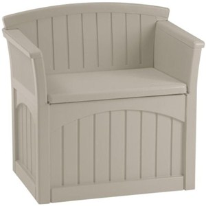 Outdoor Storage Seat Image