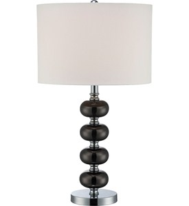 Mistico Table Lamp by Lite Source Image