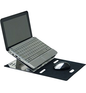 Mobile Laptop Stand - Aluminum Image