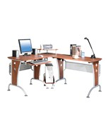 Modern Office L-Shape Desk