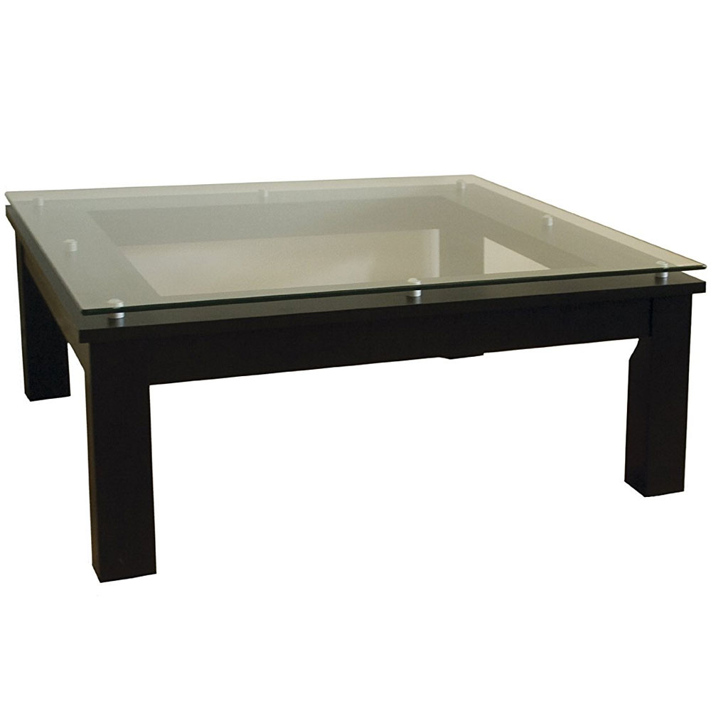 Square Coffee Table: Modern Square Coffee Table In Coffee Tables