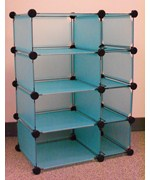 Modular Cube Storage by Edsal Manufacturing