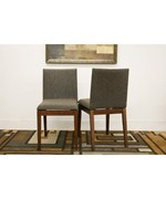 Modern Dining Chairs - Brown