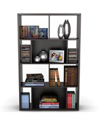 Media and Book Storage Unit