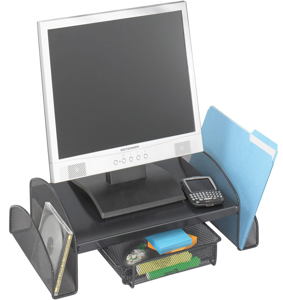 Monitor Stand Organizer in Computer Accessories