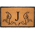Monogrammed Welcome Mat