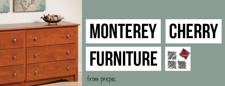 Monterey Cherry Furniture Collection