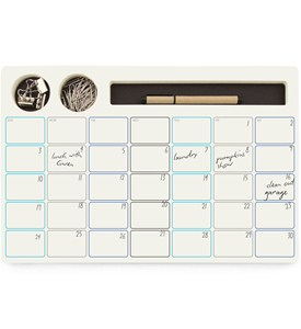 Monthly Calendar - Supply Caddy Image