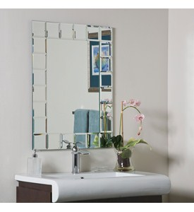 Montreal Modern Wall Mirror by Decor Wonderland Image