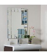 Montreal Modern Wall Mirror by Decor Wonderland