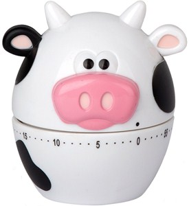 Moo Moo 60 Minute Kitchen Timer Image