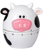Moo Moo 60 Minute Kitchen Timer