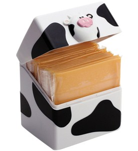 Moo Moo Cheese Singles Container Image