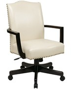 Executive Office Chair - Leather