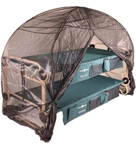 Mosquito Net and Frame Image