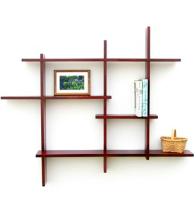 Multi-Tier Shelf - Birch Image