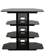 Multifunction Audio / Video Component Stand by TransDeco