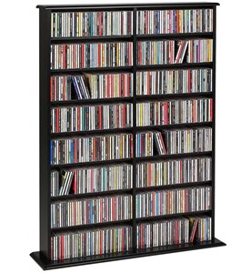 Double Width Multimedia Storage Tower Image