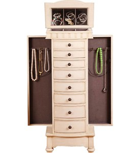 Jewelry Chest Armoire Image
