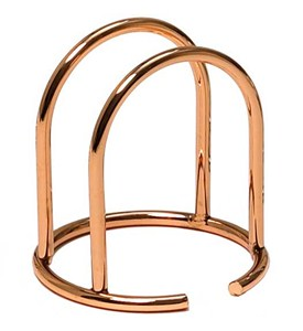 Napkin Holder - Copper Image
