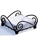 Scroll Flat Napkin Holder