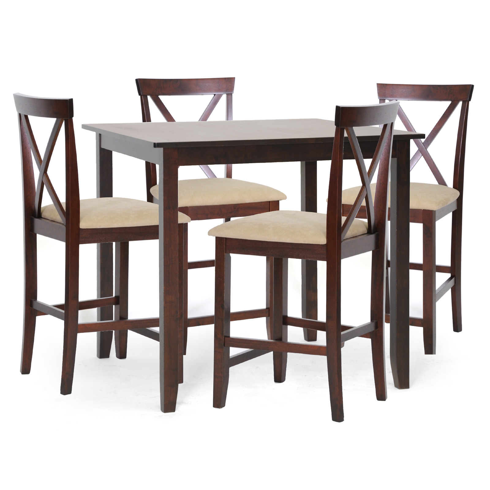 Natalie 5 Piece Modern Pub Set By Wholesale Interiors In