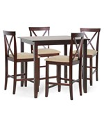 Natalie 5 Piece Modern Pub Set by Wholesale Interiors