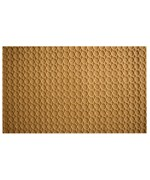 Natural Beehive Jute Rug by Imports Decor