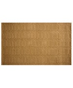 Natural Waves Jute Rug by Imports Decor